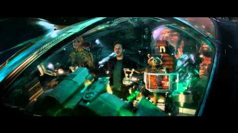 Marvel España Guardianes de la galaxia Vídeo Extendido
