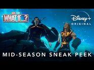 Mid-Season Sneak Peek - Marvel Studios' What If..