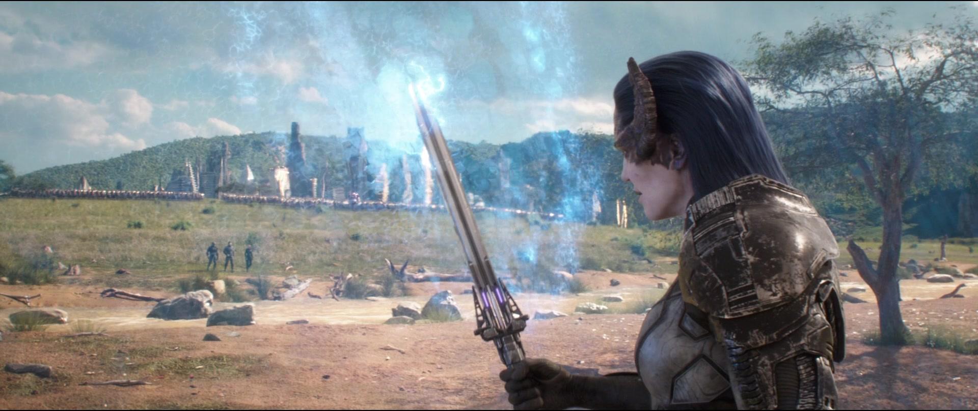 Proxima Midnight's Sword