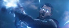 Thor libera el poder del Rompetormentas