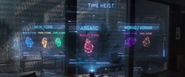 Atraco al Tiempo - Holograma