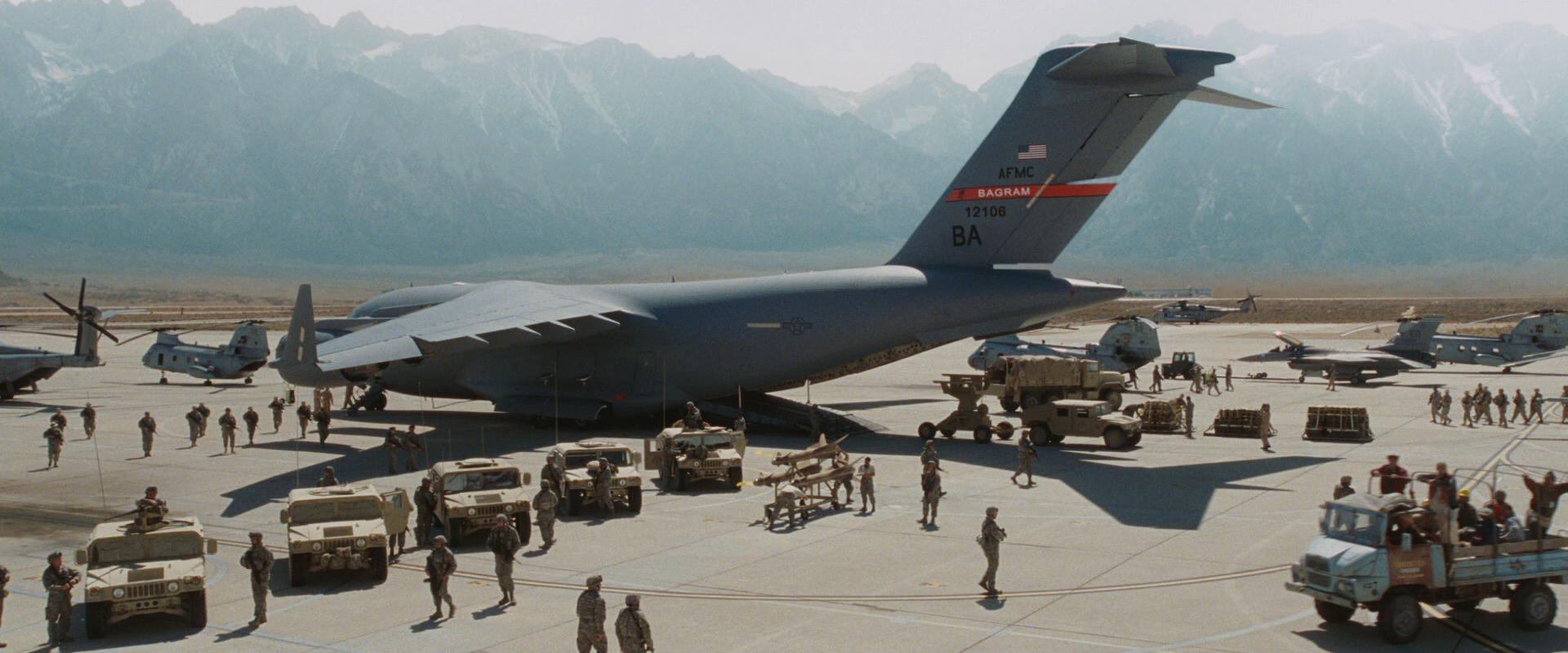Base Aérea de Bagram
