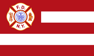 Flag of the FDNY