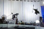 Loki Lunge Behind the Scenes
