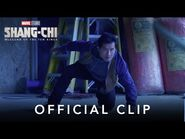 """""""He Has The Pendant Clip"""" - Marvel Studios' Shang-Chi and The Legend of The Ten Rings"""