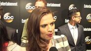 Marvel's Agent Carter Hayley Atwell on Her Return