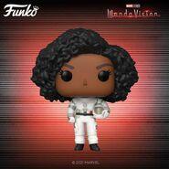 Monica Rambeau WandaVision Funko Pop Figure