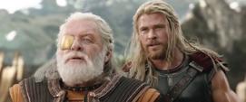 Thor descubre a Loki