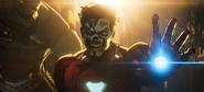 Iron Man, Cull Obsidian and Ebony Maw zombies