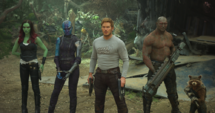 Los Guardianes de la Galaxia conocen a Ego