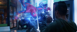Spider-Man Caught (Queens Bank - Homecoming).png