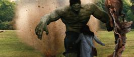 Hulk cubre a Betty