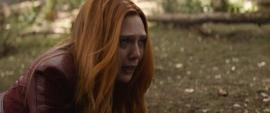 Wanda sufrida por matar a Visión