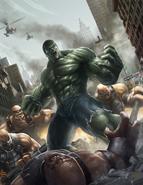 Hulk Render Approved