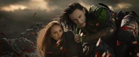 Loki salva a Foster