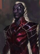 Thor The Dark World 2013 concept art 29