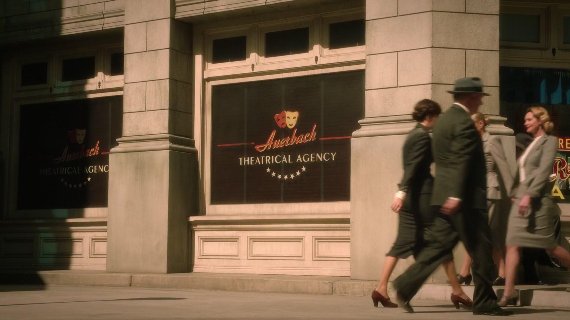 Agencia de Talentos Auerbach