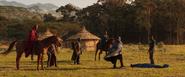 Border Tribe Killmonger's Arrival