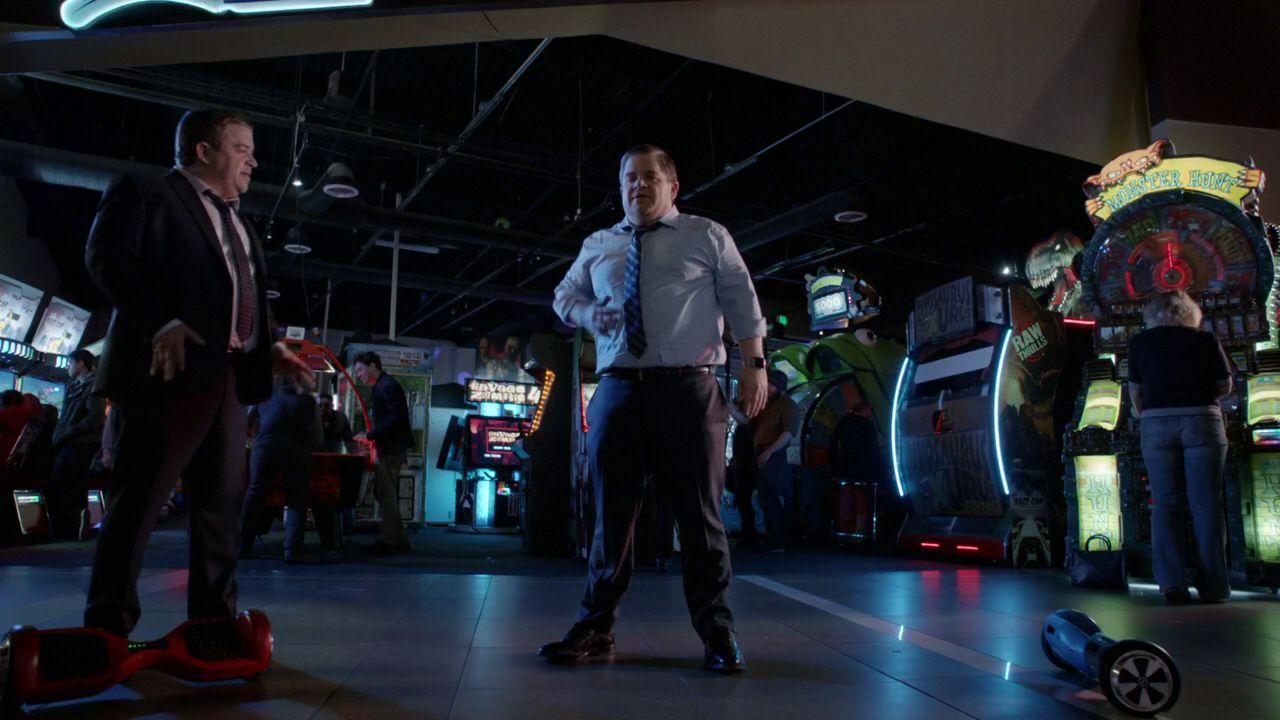 Al and Cam's Arcade