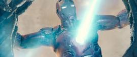 Stark destruye Sokovia