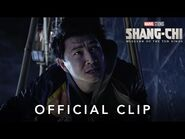 """""""Scaffolding Escape"""" Clip - Marvel Studios' Shang-Chi and the Legend of the Ten Rings"""