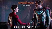 Spider-Man Lejos de Casa - Tráiler 2 Doblado