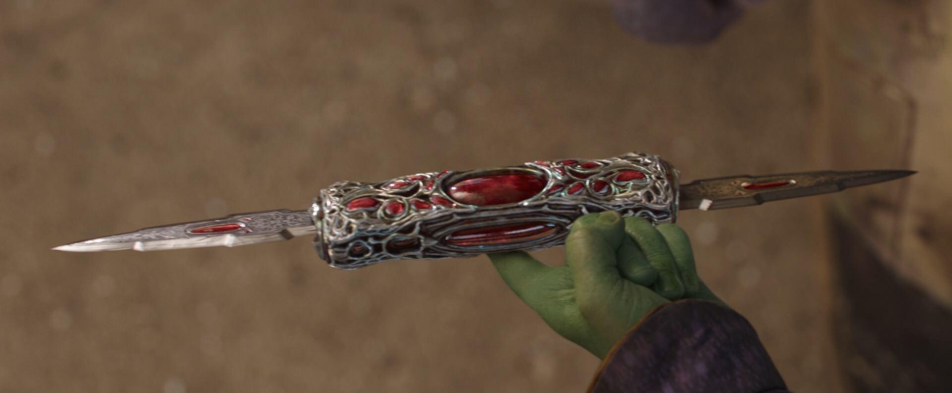 Gamora's Switchblade