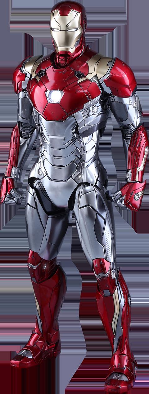 Armadura de Iron Man: Mark XLVII