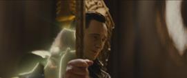 Odin tranformacion a Loki 2