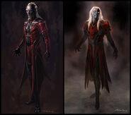 Thor The Dark World 2013 concept art 27