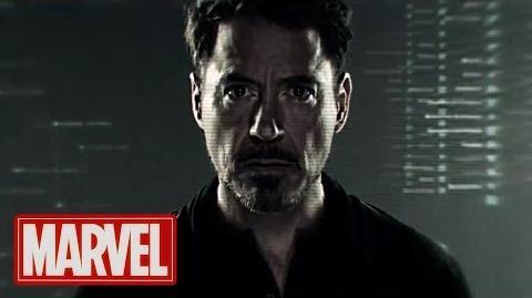 Captain America Civil War Trailer Teaser - Team Iron Man (2016) HD
