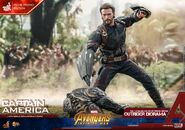 Captain America Infinity War Hot Toys 17