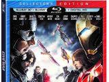 Captain America: Civil War/Home Video