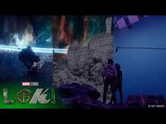 Journey to the End of the Timeline - Behind The Scenes of Marvel Studios' Loki