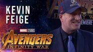 Kevin Feige Live at the Avengers Infinity War Premiere