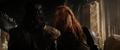 Volstagg amenaza a Loki