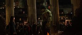 Hulk y Betty