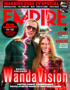 WandaVision - Promocional Portada Empire