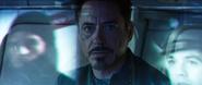 Stark descubre los planes de Zemo