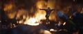 Lang en las ruinas del Centro de los Nuevos Vengadores