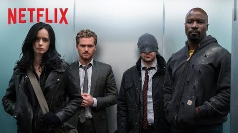 Marvel - The Defenders Featurette HD Netflix