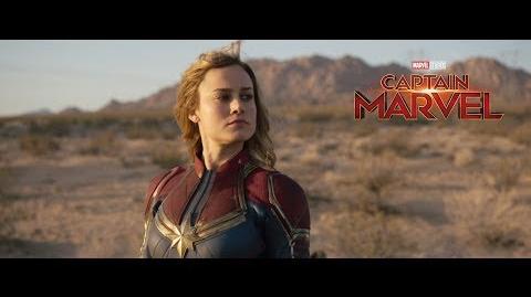 """Marvel Studios' Captain Marvel """"Monumental"""" TV Spot"""