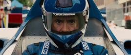 Tony Stark a punto de participar en el Grand Prix de Monaco