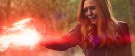 Wanda acabando con Visión