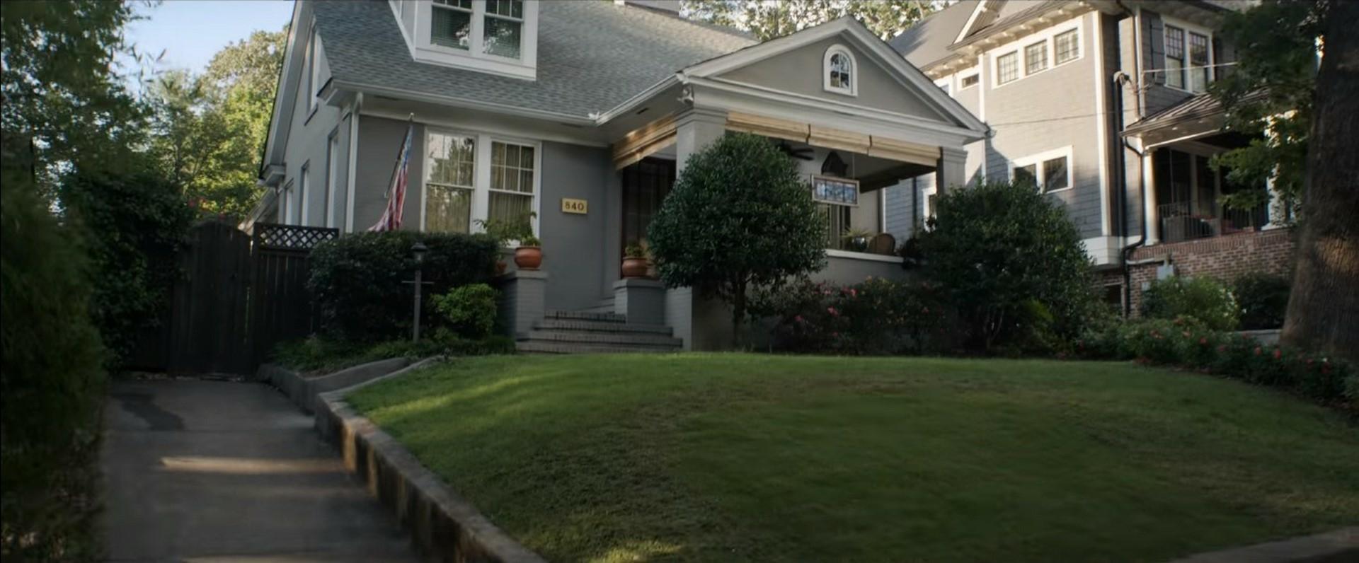 Casa de Margaret Lang