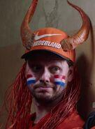 Dutch Soccer Hooligan 3