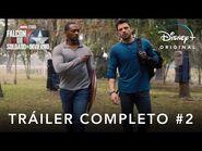 Falcon y el Soldado de Invierno - Tráiler final - Disney+