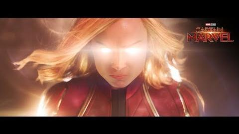 "Marvel Studios' Captain Marvel ""Origins"" TV Spot"
