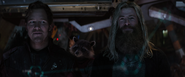 Quill y Thor deciden no luchar