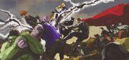 Battle of Wakanda concept art 12
